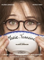 Marie-Francine (2017) afişi
