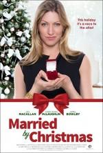 Married by Christmas (2016) afişi