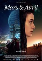 Mars Et Avril (2012) afişi