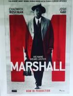Marshall (2017) afişi
