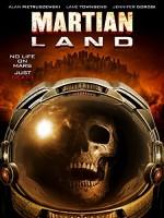 Martian Land (2015) afişi