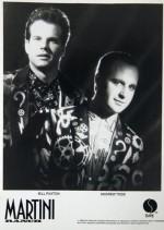 Martini Ranch: Reach (1988) afişi