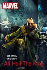 Marvel One-Shot: All Hail the King (2014) afişi