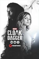 Marvel's Cloak & Dagger (2018) afişi