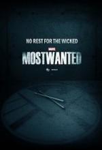 Marvel's Most Wanted (2016) afişi