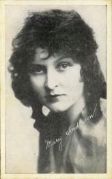 Mary Anderson (i) profil resmi