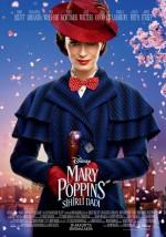 Mary Poppins: Sihirli Dadı (2018) afişi