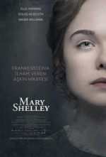 Mary Shelley (2017) afişi