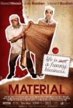 Material  afişi
