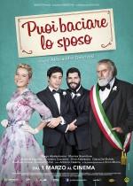My Big Gay Italian Wedding (2018) afişi