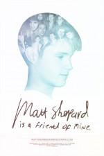 Matt Shepard Is a Friend of Mine (2014) afişi
