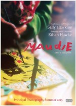 Maudie (2016) afişi