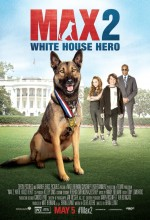 Max 2: White House Hero (2017) afişi