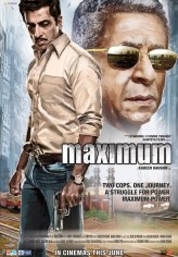 Maximum (2012) afişi