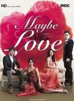 Maybe Love (2012) afişi