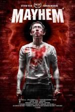 Mayhem (2017) afişi