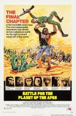 Maymunlar Gezegeninde Savaş (1973) afişi