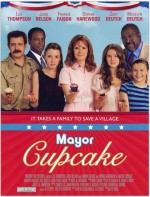 Mayor Cupcake (2011) afişi