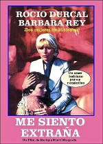 Me siento extraña (1977) afişi