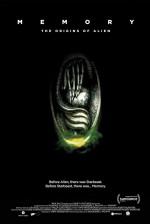Memory: The Origins of Alien (2019) afişi