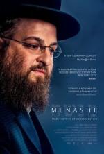 Menashe (2017) afişi