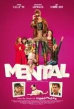 Mental (2012) afişi