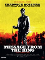 Message From The King (2016) afişi
