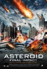 Meteor Assault (2015) afişi