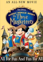 Mickey, Donald, Goofy: Üç Silahşörler (2004) afişi