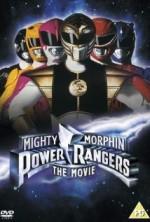 Mighty Morphin' Power Rangers (1995) afişi