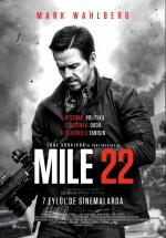 Mile 22 Afişi