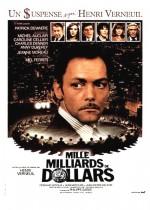 Mille milliards de dollars (1982) afişi