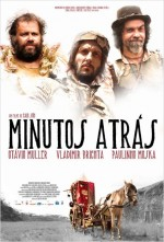 Minutos Atrás (2013) afişi