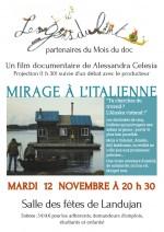 Mirage à l'italienne (2013) afişi