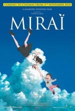 Mirai (2018) afişi