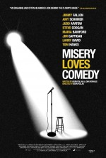 Misery Loves Comedy (2014) afişi