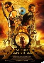 Mısır Tanrıları (2016) afişi
