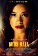 Miss Bala (2019) afişi
