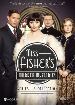 Miss Fisher's Murder Mysteries (2012) afişi