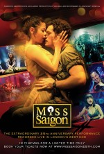 Miss Saigon: 25th Anniversary (2016) afişi