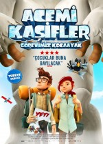 Mission Kathmandu: The Adventures of Nelly & Simon (2017) afişi