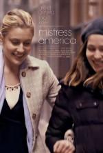 Bayan Amerika (2015) afişi