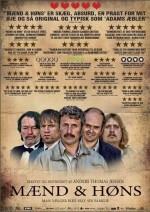 İnsanlar ve Tavuklar (2015) afişi