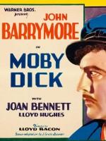 Moby Dick (1930) afişi