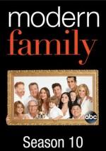 Modern Family Sezon 10 (2018) afişi