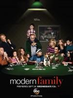 Modern Family Sezon 6 (2014) afişi