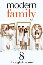 Modern Family Sezon 8 (2016) afişi