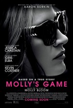 Molly's Game (2017) afişi