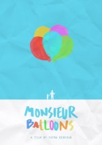 Monsieur Balloons (2011) afişi