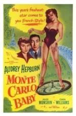 Monte Carlo Baby (1953) afişi